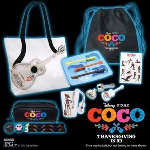 Coco Disney Bundle